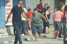 Adana'da çocukların kavgasına büyükler katıldı ortalık karıştı