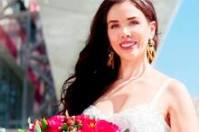 Dünyanın En Güzel Evli Kadın Yarışması yapıldı