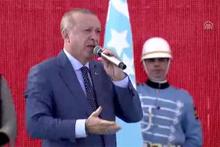 Erdoğan'dan Malazgirt Zaferi'nin 947. yıldönümünde önemli mesaj