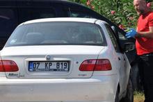 Kazak turizmci otomobilde ölü bulundu
