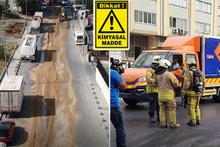 İstanbul'da 'kimyasal madde' paniği: Yaralılar var!