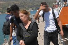 Kaçak göçmen sanıldı: Kimliği şoke etti!