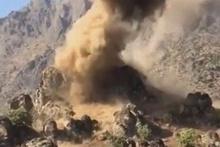 TSK imha edilen patlayıcıların videosunu paylaştı