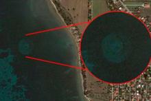 Google Earth'de dikkat çeken görüntü