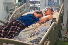 Genç kızın acı günü!  Sevgilisi kollarında can verdi