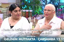 Gelinim Mutfakta yeni bölüm tanıtımı! Halise ile Songül hanım arasında sular durulmuyor