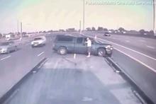 İşte mucize! Bu kazadan sağ kurtulmayı başardılar