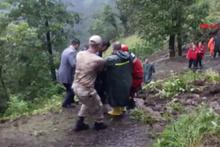 Ordu'da sele kapılan vatandaş hayatını kaybetti