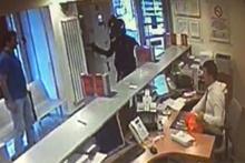 Şişli'deki kanlı banka soygununun görüntüleri ortaya çıktı!