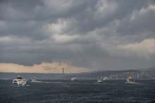 Üsküdar ve Hadımköy sele gitti! İstanbul'da şiddetli yağmur var