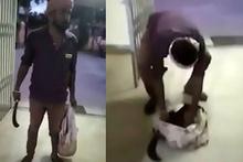 Karısının başını kesip poşet içinde karakola getirdi!