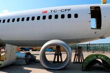 Trabzon'daki belediyeler o uçağın kentte kalmasını istiyor