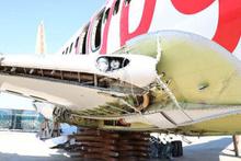 Trabzon'da pistten çıkan uçak ne olacak?