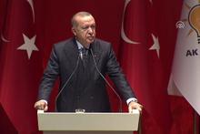 Erdoğan: Dövizin 7 liraya yükselmesi suikasttir