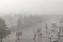 Kocaeli'de sağanak yağış etkili oluyor