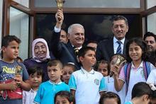 Utanmasalar Türkiye'nin anahtarını da isteyecekler...