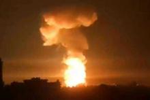 Suriye'de peş peşe patlamalar