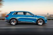 Audi ilk elektrikli modelini tanıttı