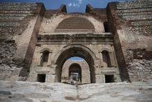 Roma Bizans ve Osmanlı imparatorluklarının kesiştiği yer gün yüzüne çıkıyor