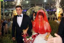 Aşiret düğününde dikkat çeken detay şaşırttı!