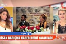 Alişan'dan canlı yayında bomba açıklamalar Demet Akalın'la...