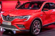 Renault Arkana modelini tanıttı