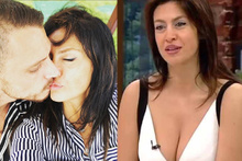 Tuğba Ekinci'den olay paylaşım sevgilisiyle dudak dudağa