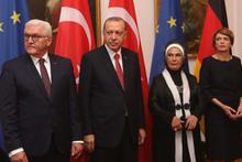 Cumhurbaşkanı Erdoğan'dan Almanya'da flaş açıklamalar