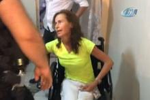 'Topal Demet' tuvalette kıskıvrak yakalandı