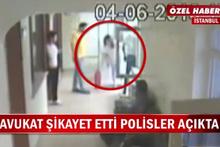 Skandal! Polis amiri karakolda kadın avukatı dövüp silah çekti