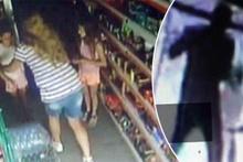 Skandalın görüntüleri ortaya çıktı! 5 kadın birden...