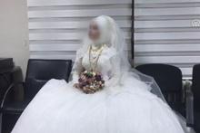 14 yaşındaki çocuk gelin evlenmekten son anda kurtarıldı!