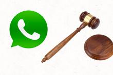 Bu da oldu! Whatsapp'taki grup yöneticisini dava etti