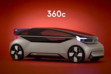 Volvo sürücüsüz 'yataklı' yeni otomobilini tanıttı