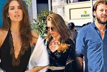 Ümit Kantarcılar gönlünü İspanyol modele kaptırdı