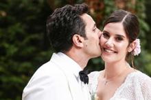 Ferhan Şensoy ile Cem Öget evlendi!