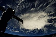 Yörüngedeki NASA astronotu paylaştı: Saatte 169 kilometre hızla ilerliyor!
