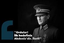 TSK'dan İzmir'in düşman işgalinden kurtuluşuna özel klip