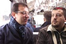 Metrobüs hayali gerçek oldu sonunda oturabildi