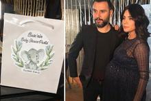 Alişan ve Buse Varol çiftinden Baby Shower partisi