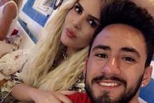 Futbolcu sevgilisi Selin Ciğerci'nin parmağına servet taktı! Evleniyorlar