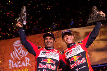 Dakar Rallisi'nde şampiyonlar belli oldu