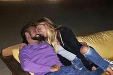 Ivana Sert 2019'a yeni sevgilisiyle Dubai'de girdi