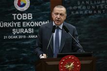 Erdoğan'dan flaş güvenli bölge açıklaması