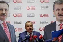 BBP İstanbul İl Başkanı'ndan ilginç çıkış 'Cumhur İttifakı'nda üvey evlat...'