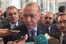 Cumhurbaşkanı Erdoğan: 'Bolton'un muhatabı İbrahim Kalın'