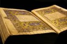 Bin yıllık el yazmaları bu sergide