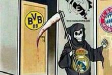 Bayern Münih sosyal medyada rezil oldu