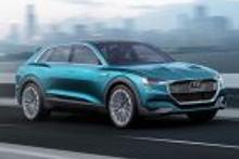 Audi elektrik konsepti ile fark attı