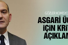 Asgari ücret 2016 Süleyman Soylu'dan flaş açıklama